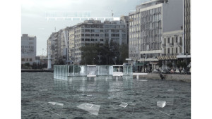 Upcoming Public Water-Transport Stations Thessaloniki 1
