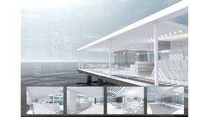 Upcoming Public Water-Transport Stations Thessaloniki 2